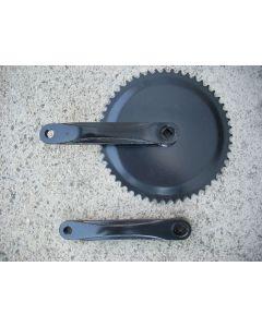 spin bike crank