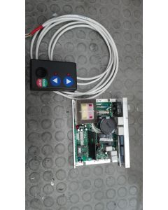 Universal treadmill controller with keypad